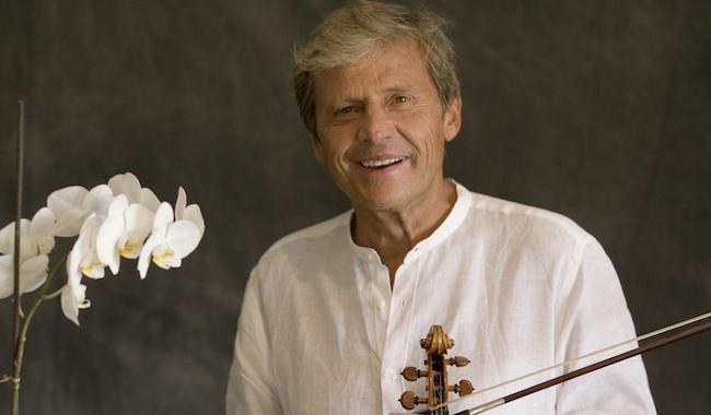 Uto Ughi in concerto al Paganini il 3 aprile