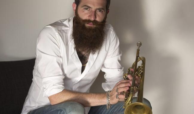 Il trombettista Avishai Cohen alla Casa della Musica