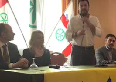 """Salvini: """"Cavandoli, non utilizzerà Parma come trampolino nazionale"""""""