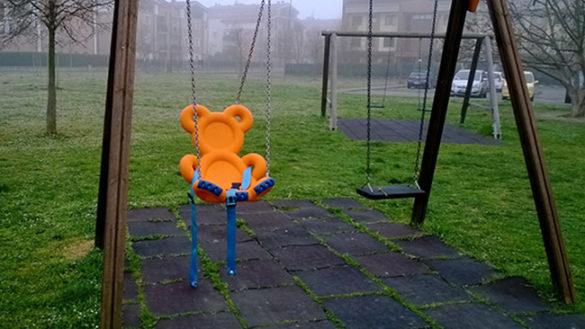 Parco pubblico: arrivano nuovi giochi per disabili