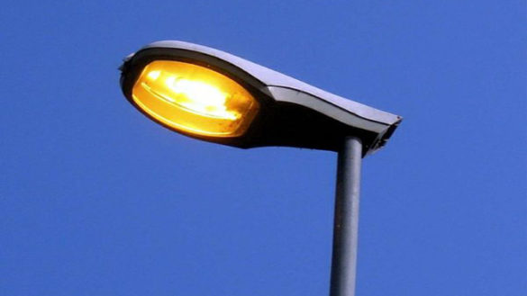 Langhirano, nuovi lampioni nel luogo del dramma