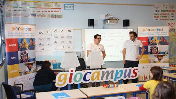 Giocampus, la ricerca scientifica alla base del modello educativo