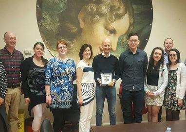 Sette studenti irlandesi a Parma a caccia di segreti culinari