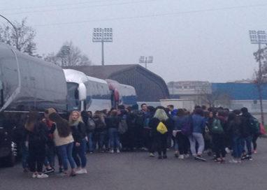 Studenti parmigiani e Libera a Rimini contro le mafie