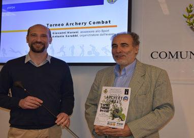 In Cittadella un torneo di Archery Combat