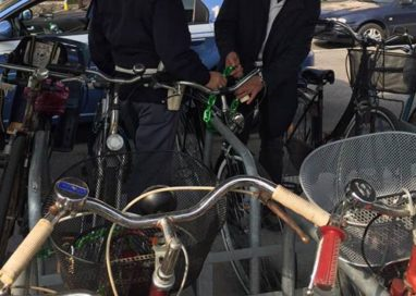 Ruba biciclette ma viene visto dal videocitofono: arrestato