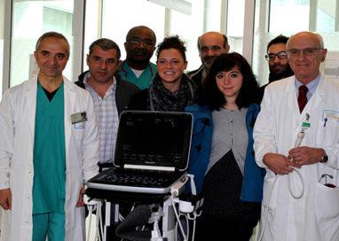Ospedale dei Bambini: una sonda ecografica in nome di Luca Sisti