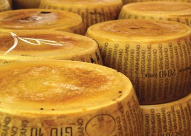 """Parmigiano Reggiano: export da record per il """"re dei formaggi"""""""
