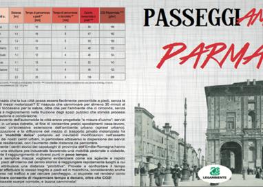 """""""PasseggiAmo…"""" l'Emilia Romagna. L'iniziativa di Legambiente"""