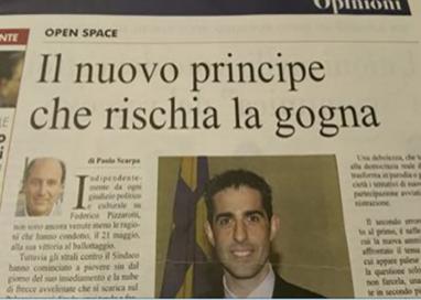 """Scarpa: """"Pizzarotti nel 2012 aveva davanti a sé due possibilità…"""""""