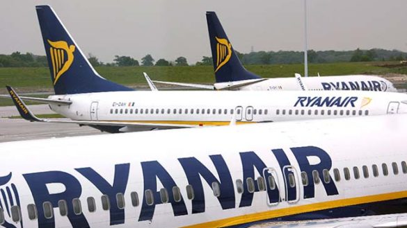 Ryanair: denunciata per truffa e frode alla Procura di Parma