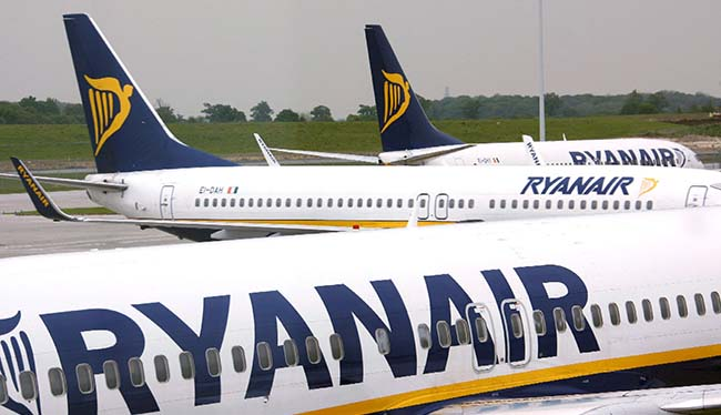 Ryanair nel mirino del Codacons: