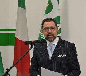 002 CONFAGRICOLTURA PARMA Presidente Mario Marini