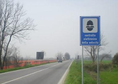 Via Emilia: nuovo autovelox fisso in direzione Parma