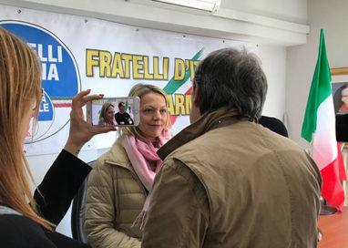 Centrodestra. FdI-An e FI presentano lista a sostegno della Lega