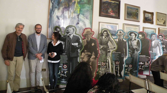 Resistenza: Mirka, Arta, Pablo…. i partigiani tornano in città