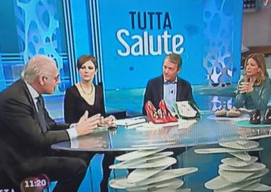 """Il prof. Ceccarelli ospite alla trasmissione """"Tutta Salute"""" di Rai 3"""