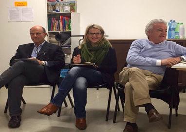 Dibattito pubblico tra i candidati Scarpa, Alfieri e la Cavandoli