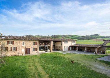 B&B Cancabaia di Lesignano il decimo hotel più green d'Italia