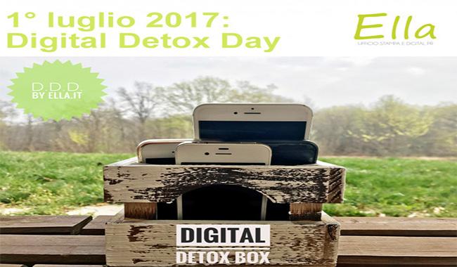 Digital Detox Day: la proposta per una giornata liberi dai cellulari