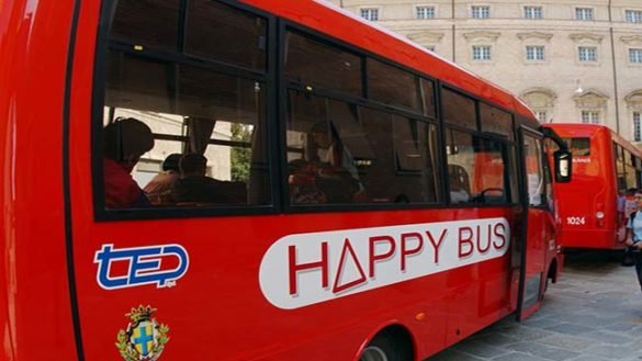 Happy Bus, aperte le iscrizioni per l'anno scolastico 2017/2017