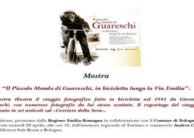 """Il """"Piccolo mondo di Guareschi"""" in mostra a Bologna"""
