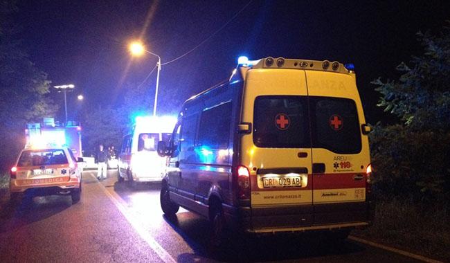 Scontro auto-scooter in via della Villetta: 79enne gravissima