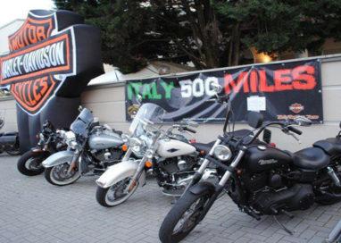 Parte dal Centro Torri la quarta edizione dell'Italy 500 Miles
