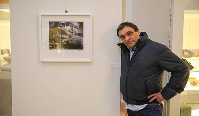 La mostra Music Faces di Luciano Viti alla Casa del Suono
