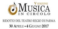 Musica in circolo: dal 30 aprile ogni domenica al Ridotto del Regio