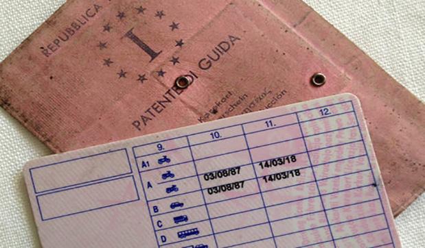 Patenti, a Lucca meno automobilisti indisciplinati