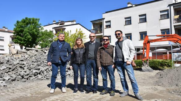 Vicofertile: 350 mila euro per rifare piazza delle Terramare