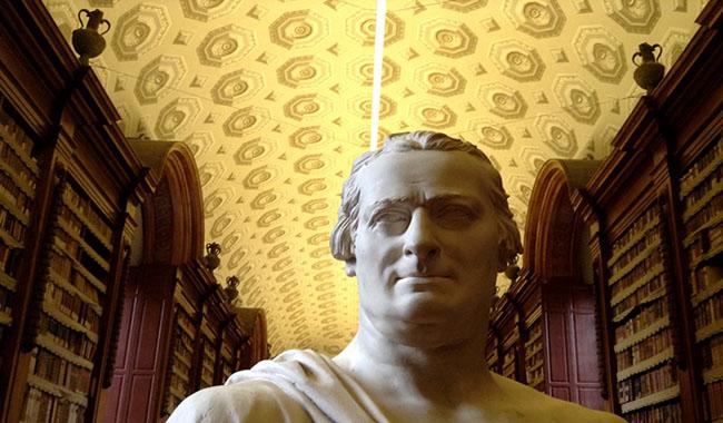 Ritrovati nei sotterranei della Pilotta tre busti storici