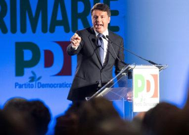 Primarie PD, Matteo Renzi stravince con oltre il 70%