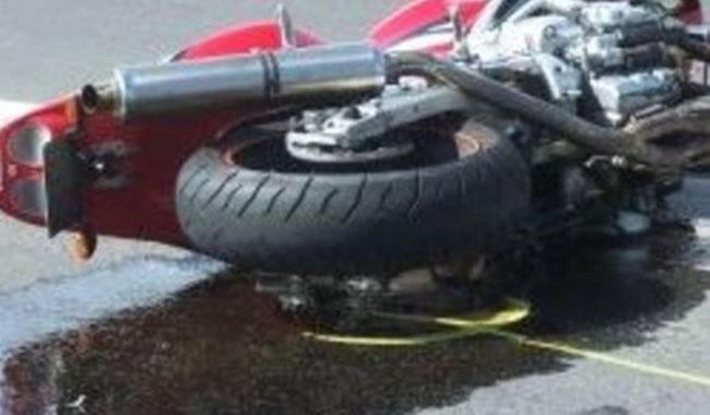 A Roncole motociclista muore dopo una brutta caduta