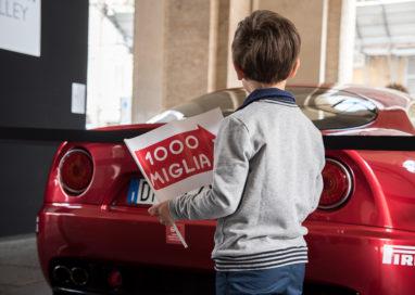 Parma di nuovo tappa della 1000 Miglia