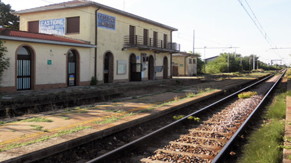 Molestie alla stazione di Fidenza, solo una multa di 500 euro per l'uomo