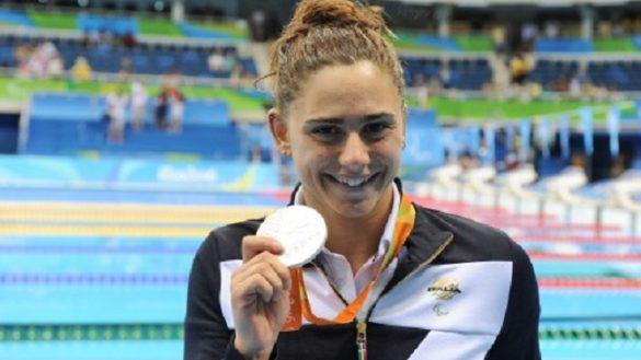 Ennesimo premio per Giulia Ghiretti: è ancora lei l'Atleta dell'anno