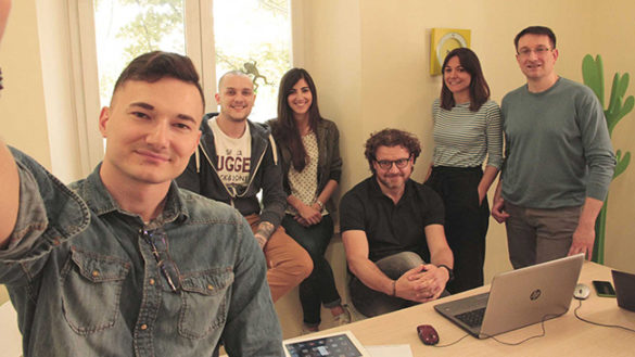 60REC, l'App parmigiana che aiuta a trovare lavoro con un selfie