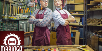 Alex Salvarani e Leonardo Benecchi