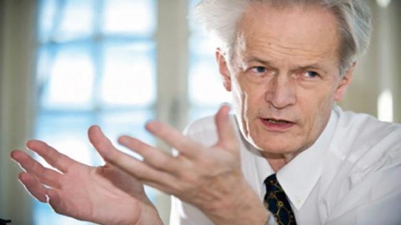 Richard Peto professore ad honorem in Respiratory Medicine