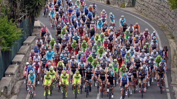 Passaggio Giro d'Italia: ecco le modifiche alla viabilità