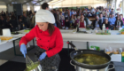 cooking show francesca ghirardi chef della Brace