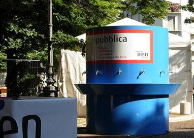 Giugno: mese dell'acqua gratis alle casette Iren