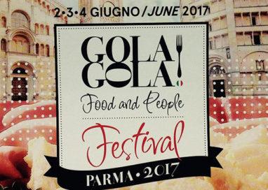 Parma 'madre' del cibo: è countdown per il Gola Gola Festival!