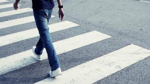 Via Montanara: investito un pedone che riporta ferite di media gravità