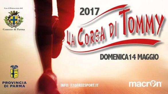 Domenica 14 maggio una corsa per il piccolo Tommaso Onofri
