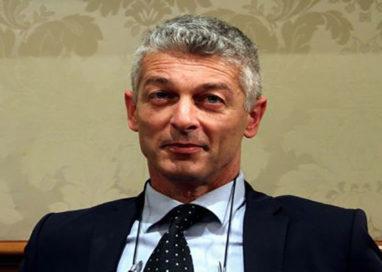 Il pentastellato Nicola Morra sabato a Parma