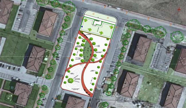 Prevista una nuova area verde in via Lagazzi a San Prospero… ma quando?