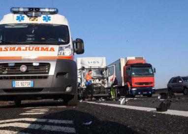 Incidente in tangenziale tra Parma e Ponte Taro, traffico in tilt